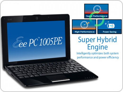 When you Buy Asus eee pc 1005pe
