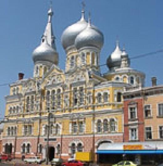 Svyato-Pantelemonovskiy cathedral