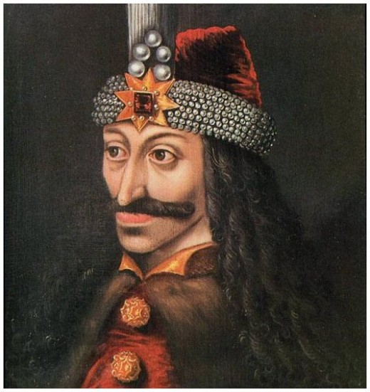 This is the only known portrait of Vlad Tepes, or Vlad the Impaler, that is believed to be painted during his life.
