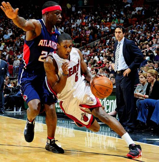 How will Mario Chalmers and the rest get along with the stars?