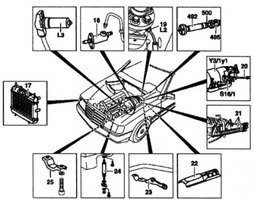 Mercedes Diesel Engine Diagram Suzuki Forenza L Mfi Dohc Cyl Repair