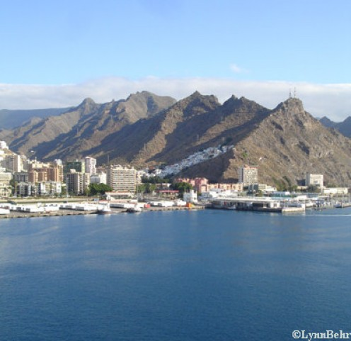 Lovely Tenerife (image by Lynn Behr)