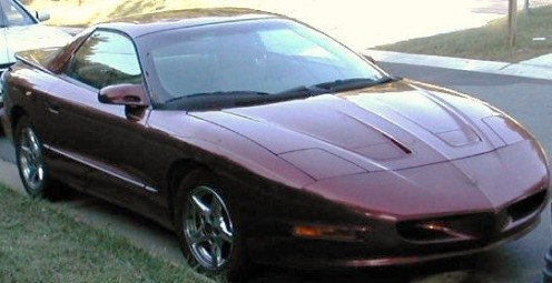 "This ""Sleeper"" 96 Firebird Formula with a Corvette engine is my current fun-ride."
