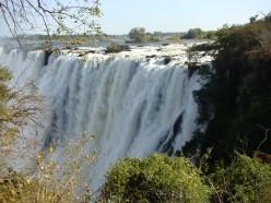 Spectacular Victoria Falls