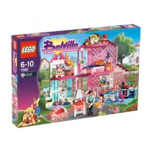 Lego belville sunshine home pictures