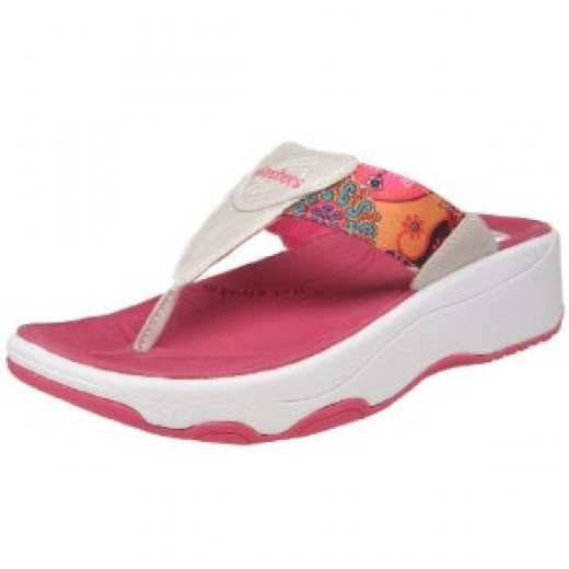 Skechers Tone Ups have one of the largest range of styles of any toning sandal