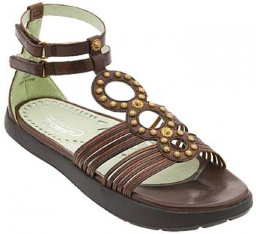 One of the many great styles of Earth toning shoes