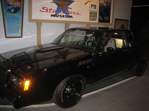 86 Buick Regal Grand National from Fast and the Furious 4