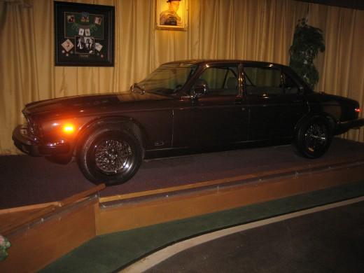 Frank Sinatra's Jaguar