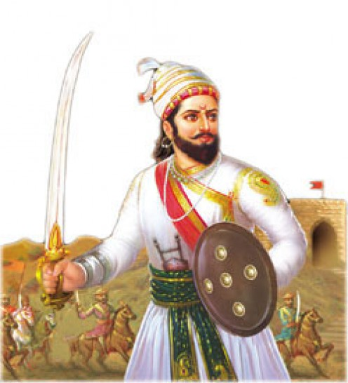 Chatrapathi Shivaji Maharaj-Symbol of Hindu bravery and self-respect