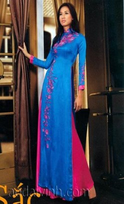 Ao Dai - Vietnamese traditional dress