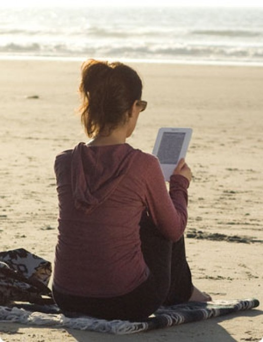 Buy Amazon Kindle and read even at bright sunlight anywhere in Australia