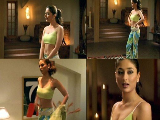 Kareena Kapoor Hot Navel