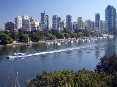 Brisbane & River