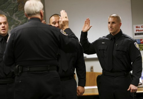 The best day of my life remains the day i became a police officer...