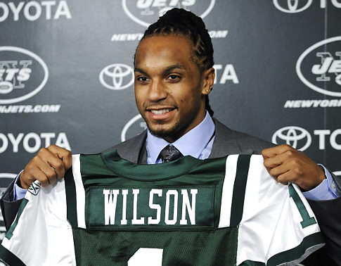 Cornerback Kyle Wilson has to travel from Garden State to Boise State to gain notice and finds Jets were paying attention. Photo - NY Daily News - Kostroun/AP