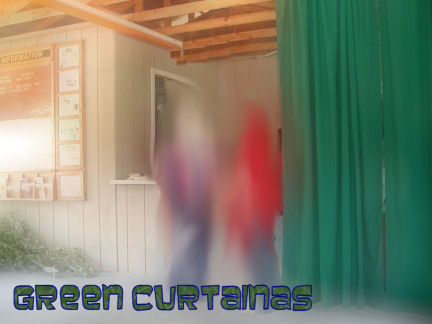 The Green Curtains to the rescue!