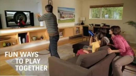 Kinect is fun!