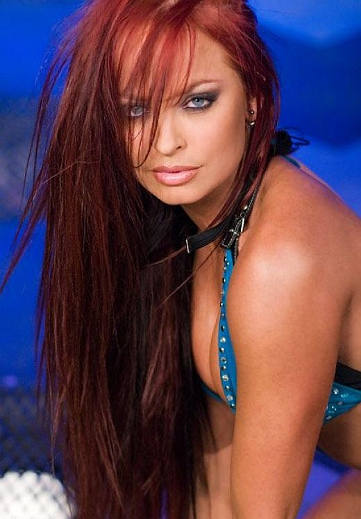 Christy Hemme - Former WWE Diva and TNA Knockout