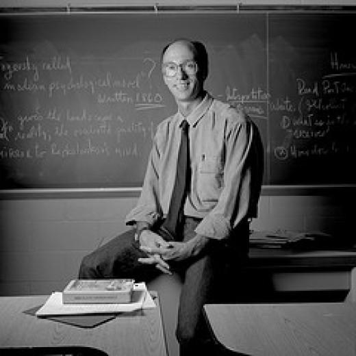 English teacher by ben110, Flickr.