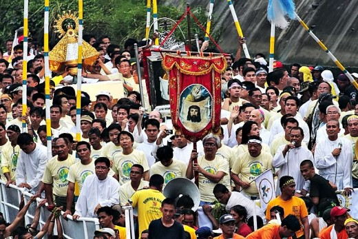 The famed PEAFRANCIA FIESTA in September