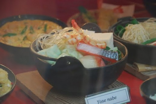 Note: I took these photos in San Francisco's Japantown- that explains the English labeling ^_^