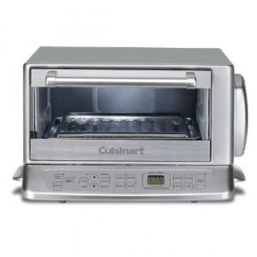 Cuisinart TOB-195 Exact Heat Toaster Oven Broiler, Stainless