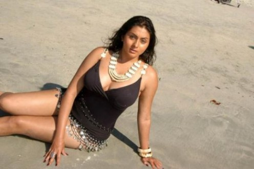 Namitha in Bikini