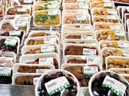 Plastics for meat