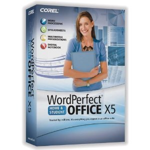 Buy WordPerfect Office X5 Home and Student - Online