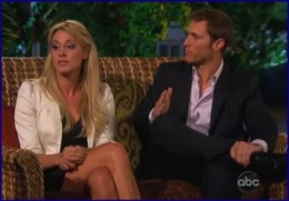Jake and Vienna from The Bachelor