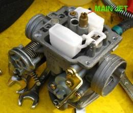 Carburetor and Jetting