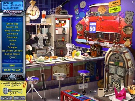 Hidden Object Games Online Are Fun!