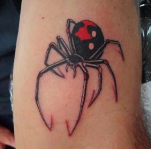 Tags Full Body spiderman Tattoo