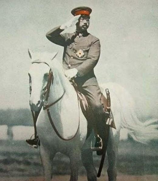 Japanese Emperor, Hirohito