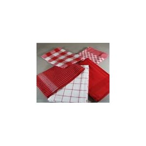 Ritz 5-Piece Egyptian Flat Kitchen Towel Set