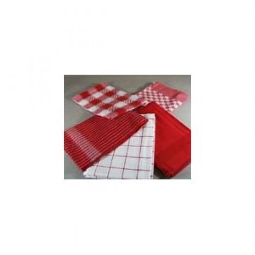Ritz 5-Piece Egyptian Flat Kitchen Towel Set