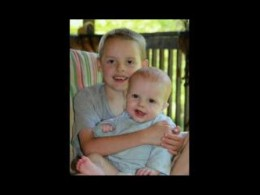 my two grandsons