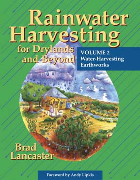 Volume 2 - Water-Harvesting Earthworks