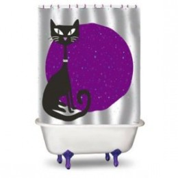 Cat Bathroom Decor