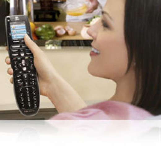 Harmony 900 Replaces up to 15 remotes all at once!