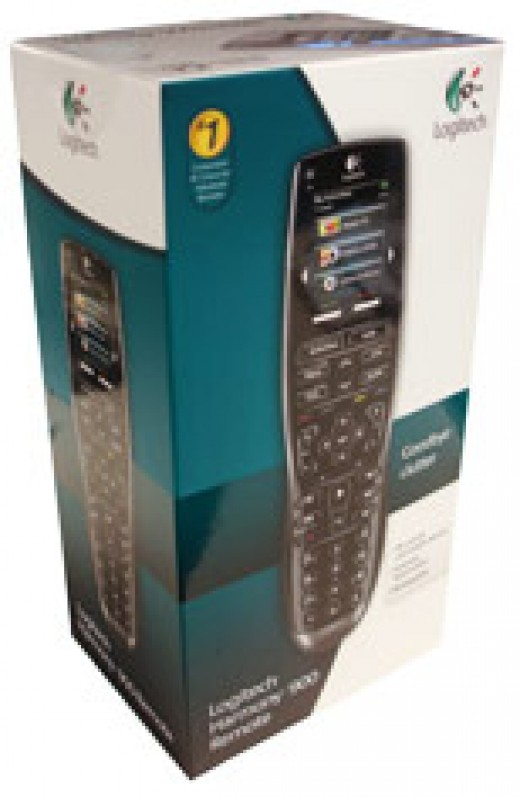 Your Logitech Harmony 900 Pack you get from Amazon Online.