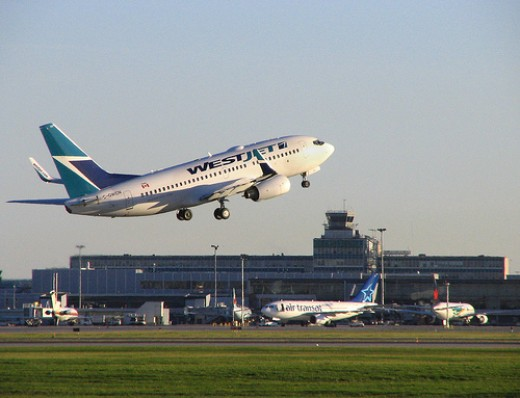 Fly with Westjet to Las Vegas
