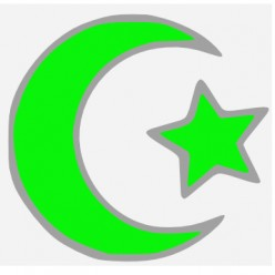 Symbol of Islam. What do you feel when you see it?