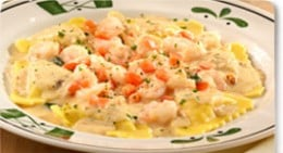 Shrimp And Olive Marinara Over Galletti Topped With Parmesan Recipes ...