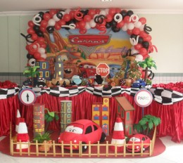 cars birthday party on birthday party themes for kids