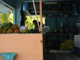 Threr is nothing really better than the taste of fresh pineapple, the taste is something thats in a world by it's self.