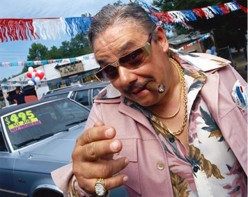 Used car dealers ask a little more than private parties