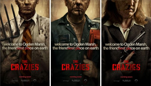 The Crazies Remake Movie Review.