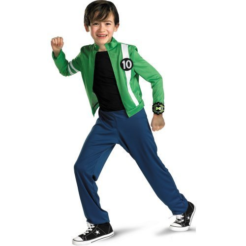 Ben 10 Alien Force Halloween Costume